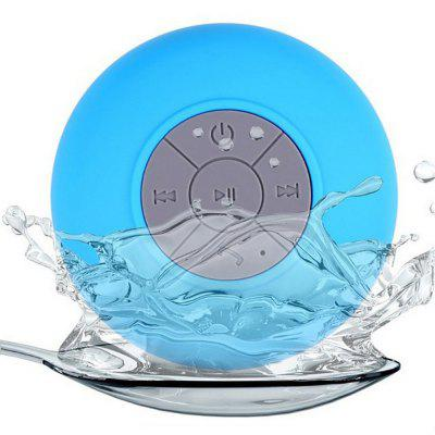 Sucker Wireless Bluetooth Speaker  Waterproof Bass Music for iPhone X