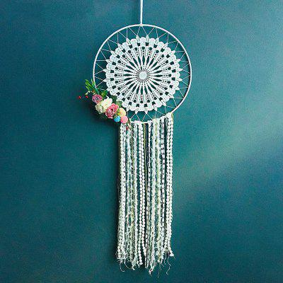 Dreamcatcher Feather Weaving Dream Wedding Dekoracje ślubne