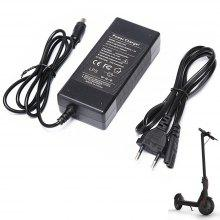 Electric Scooter Charger Adapter for Mijia M365 Ninebot ES1 / ES2 / ES4