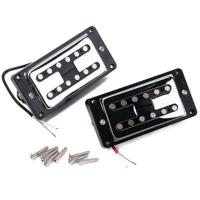 Double Coil Humbucker Pickups Set for Gibson Les Paul Electric Guitar Parts