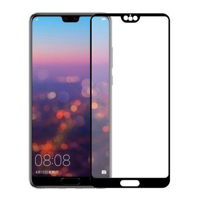 Grinded Toughened Glass Film with Strengthening for HUAWEI P20