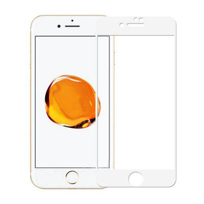 Grinded Toughened Glass Film with Strengthening for IPhone 8