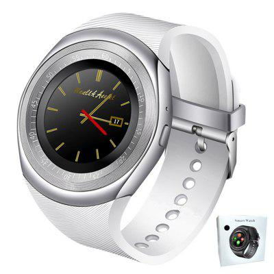 Smart Watch Fitness Tracker Support Nano SIM Card and TF Card Smartwatch