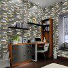 Stone Wallpaper Living Room Cabinet Dining Room Tape Decorative Wall Sticker - MULTI-A