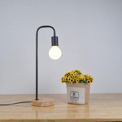 Creative eye protection elbow lamp reading lamp bedside lamp