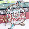 Green Beads Dreamcatcher Car Pendant Ornaments Handmade Jewelry - MULTI-A