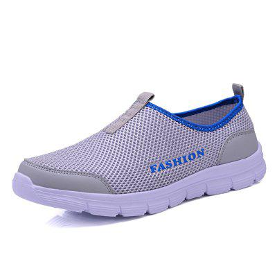 Unisex Summer Breathable Mesh Men Shoes Lightweight Sneakers Casual Male Shoes