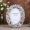 Metal Wreath Photo Frame Creative Home Decoration Photo Frame Wedding Set - MULTI-A