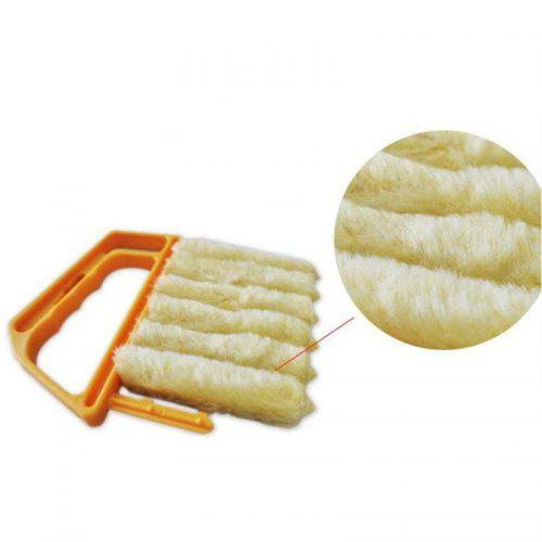 Gocomma Window Cleaning Brush Air Conditioner Duster Cleaner Washable