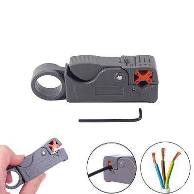 Mini Portable Wire Stripper Knife Crimper Pliers Cable Wire Cutters