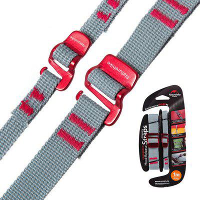Naturehike Portable Outdoor Tie-up Rope Baggage strap