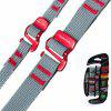 Naturehike Portable Outdoor Tie-up Rope Baggage strap - LIGHT GRAY