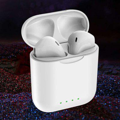 i88 Tws Wireless Bluetooth Earphone Stereo Earbud Headset With Charging Box