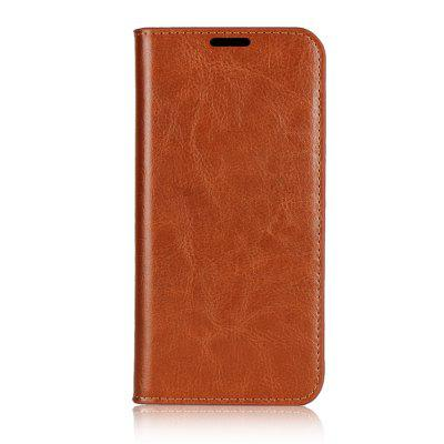 For NOKIA X6 Phone Case Protector Leather Cover