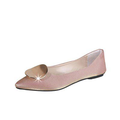 Classic Flat Bottom Fashion Casual Womens Singles Shoes (Gearbest) St. Louis (Saint Louis) Used goods