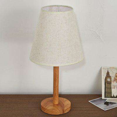 Solid Wood Creative Table Lamp Bedside Lamp