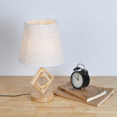 Creative Double Diamond Style Table Lamp for Home