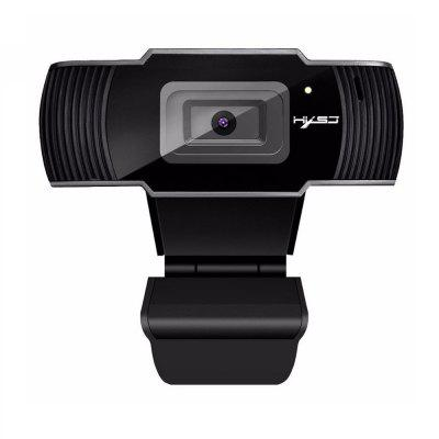 Webcam HD1080P 30FPS Microphone absorbant les sons, caméra autofocus