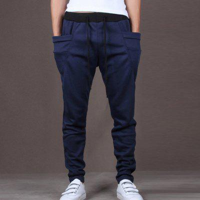 Men'S Sports Pants Casual Pants Feet Pant Harem Pants