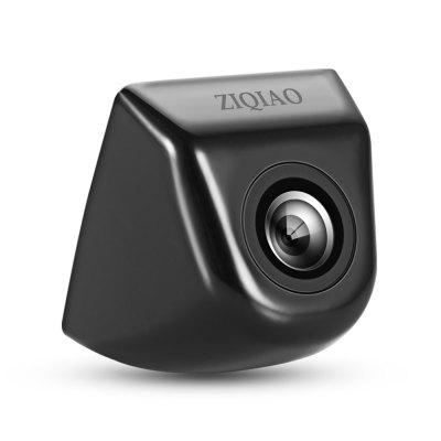 ZIQIAO HS-006 Waterproof Night Vision 170 Degree Wide Angle Car Rear View Camera