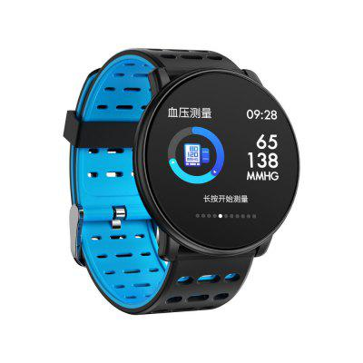 New Smart Watch OLED Color Screen Pedometer Fun Game Sport Fitness Watches