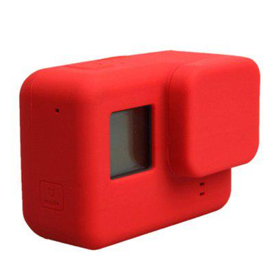 Action Camera Case Protective Silicone Case Skin For GoPro Hero 5 6 7 Black