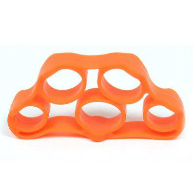 Silicone Finger Extensor Resistance Band Decompressing Toy