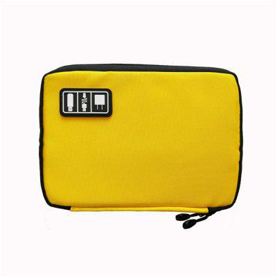 Travel Bag Earphone Cable Organizer Bag USB Flash Drives Case Digital Storage