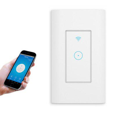 Smart WIFI Light Switch werkt met Alexa Google Home
