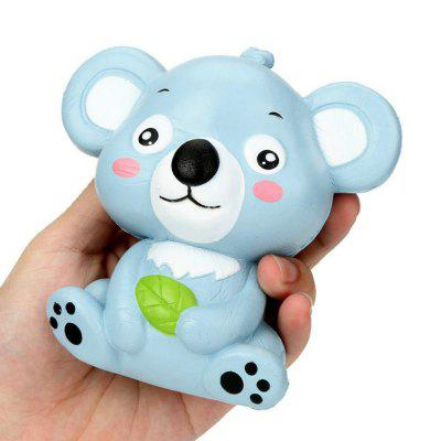Squishy coloré dessin animé ours kawaii ours coloré