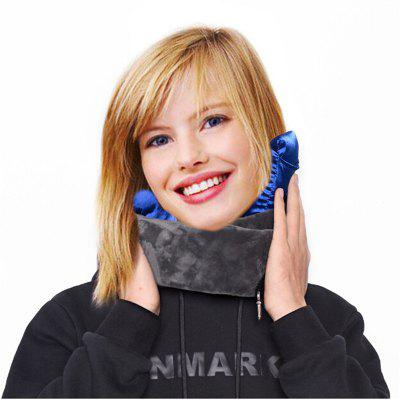 Outdoor Portable Multi-Purpose Travel Protection Cervical Pillows