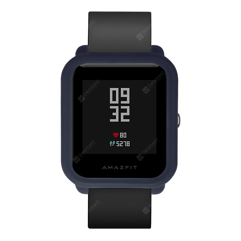 Soft TPU Protection Silicone Full Case For Huami Amazfit Bip Youth Watch