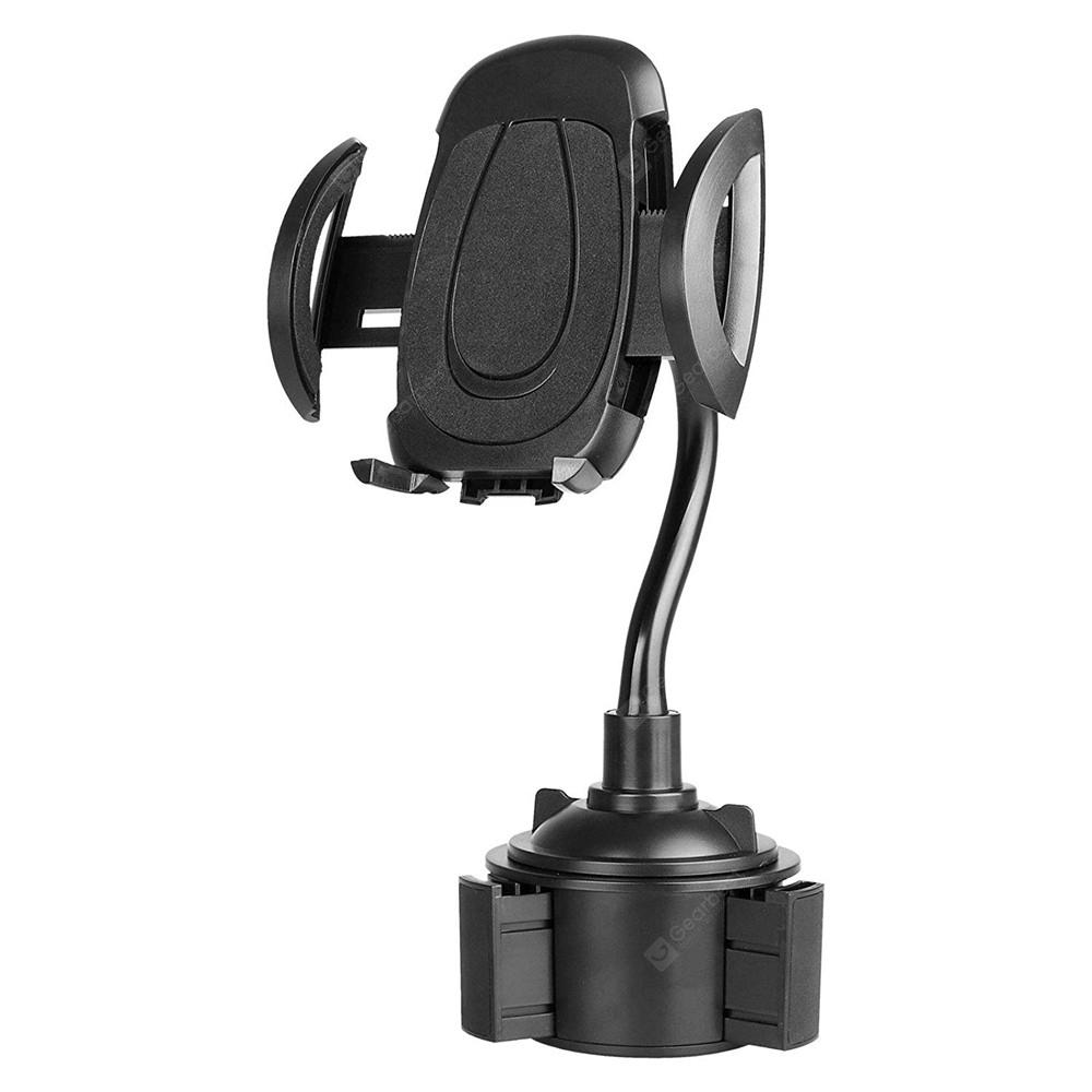 Universal Car Mount Adjustable Cup Holder Stand Cradle for Cell Phone Mobile