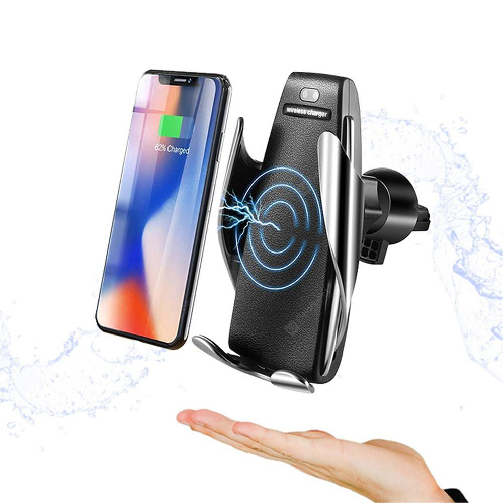 Car Wireless Charger S5 Smart Sensor Stand
