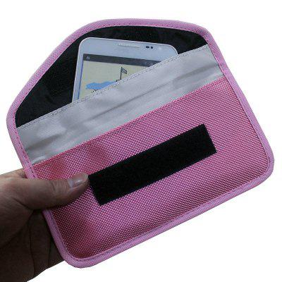 Portable Radiation Protection Nylon Bag Pouch for Mobile Cell Phone