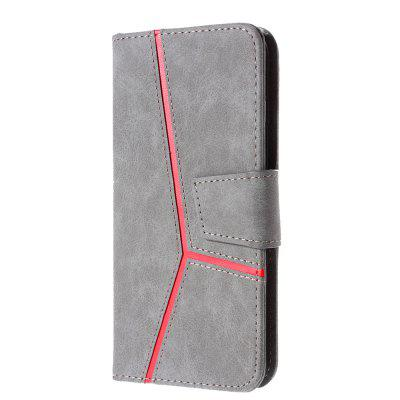 for Samsung Galaxy J3 2017 J330 / J3 Pro Case PU Leather Book Flip Wallet Cover