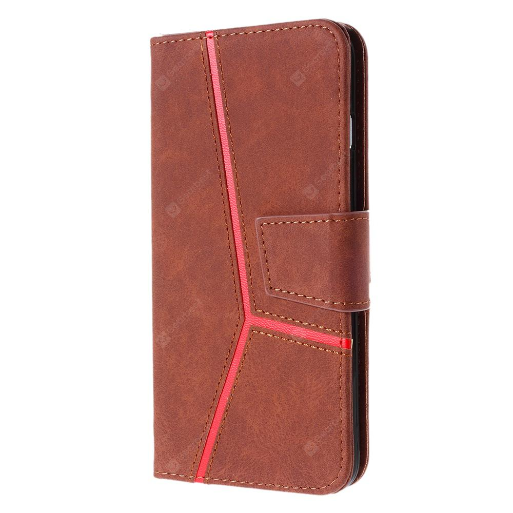 for Samsung Galaxy J6 2018 Case PU Leather Book Flip Design Wallet Cover