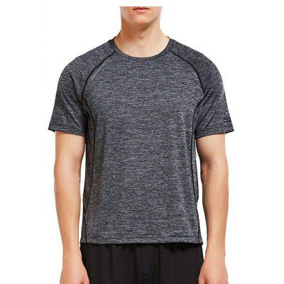 HUMTTO Men's Sports T-Shirt Quick-Drying Breathable Light