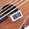 Portable Digital Thermometer Hygrometer Temperature Data Logger - WHITE