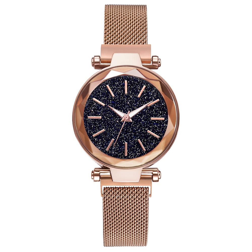 XR3260 Women'S Watch Personality Fashion Noble Starry Sky Dial with Watch