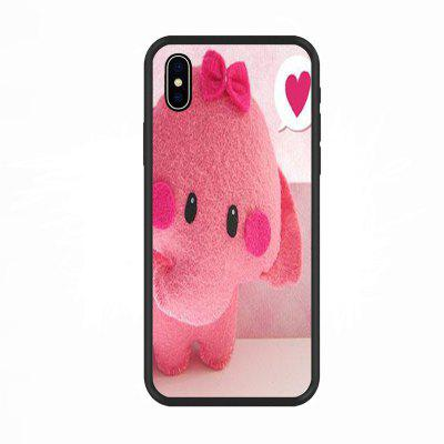 ELEPHANT-Nano Scratch Resistant Mobile Phone Case for IPhone X