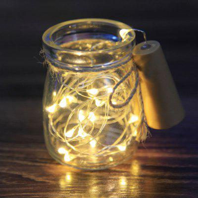 LED Lantern String Cork Light Solar Light Wine Bottle Light Gift Light
