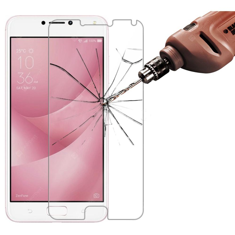5Pcs 9H Tempered Glass Screen Protector Film for Asus Zenfone 4 ZC554KL