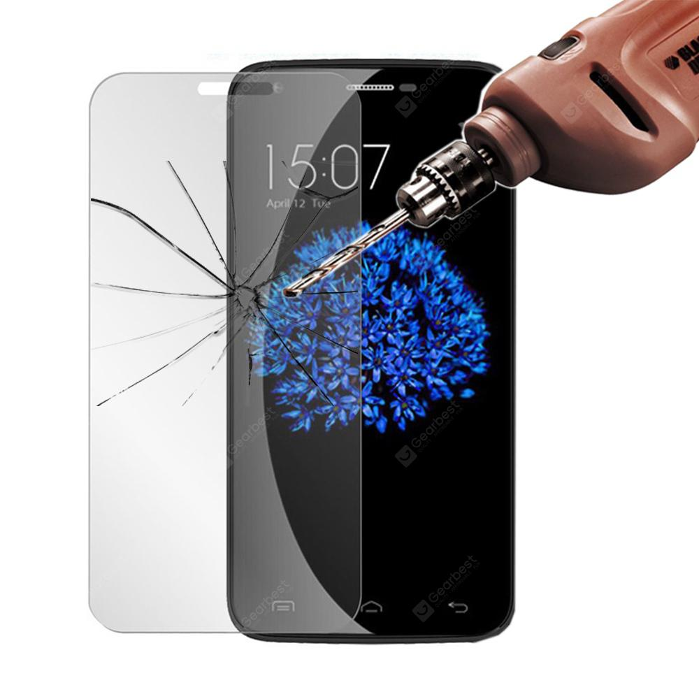 5Pcs 9H 0.3mm Tempered Glass Screen Protector Film for Doogee Y100 Plus