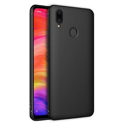 TPU Soft Silicone Phone Case for Xiaomi Redmi Note 7
