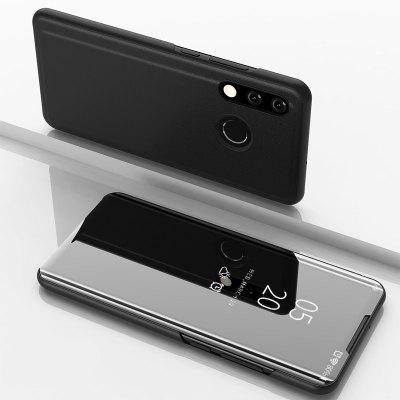 Flip with Stand Mirror Full Body Cover Case for Huawei P30 Lite / Nova 4E