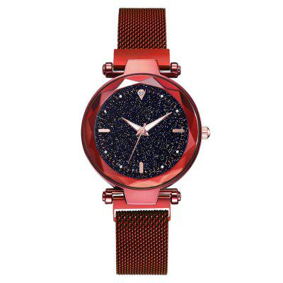 XR3262 Damenuhr Mode Edle Starry Sky Watch Leuchtende Uhr Quarzuhr