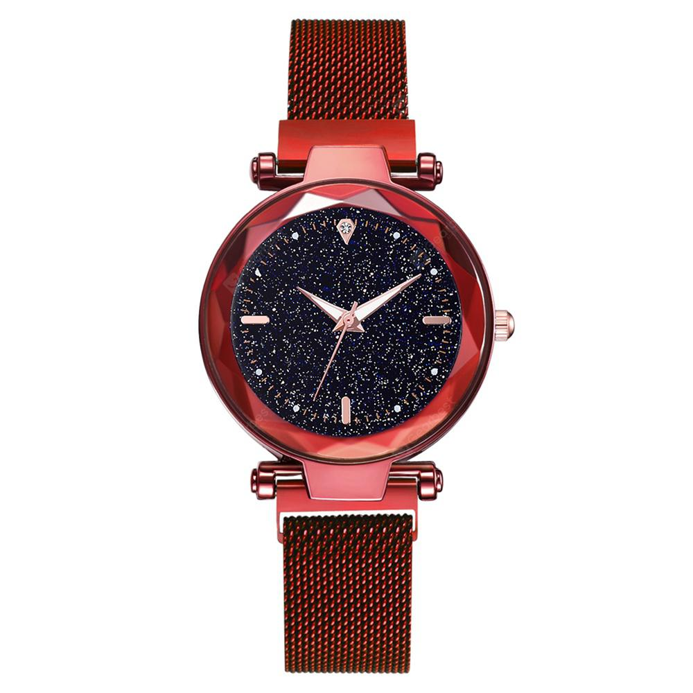 XR3262 Women'S Watch Fashion Noble Starry Sky Watch Luminous Watch Quartz Watch