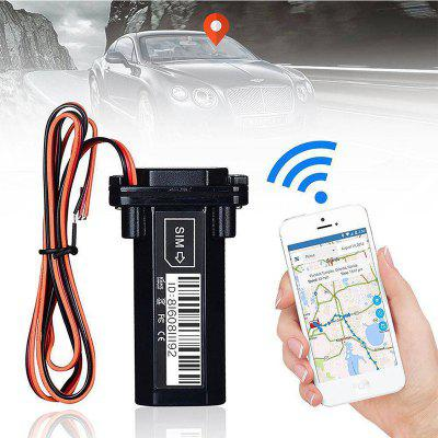 Anti-Theft Device of Vehicle-Borne GPS Satellite Positioning Tracker
