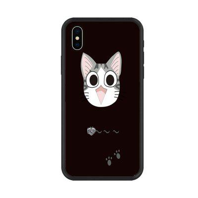 Cool Cat Organic Nano Scratch Resistant Mobile Phone Case